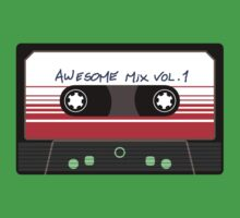 Awesome Mix Vol 1 Kids Clothes