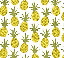 It's raining pineapples by KarinBijlsma