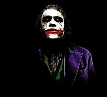 Joker by clarkstark