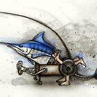 Marlin Machine by Kaitlin Beckett