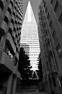 Transamerica Pyamid - San Francisco USA by Norman Repacholi