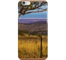 Towards Port Augusta iPhone Case/Skin