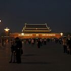 Tiananmen Square Beijing - China 2006 by John  Kowalski
