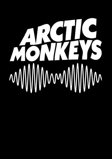 Arctic Monkeys 1 by EleYeah