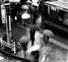 Rainy Day, Inage Japan by Jordi Vollom