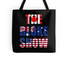 The Bloke Show Flags Tote Bag