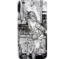 Barefoot and.... iPhone Case/Skin
