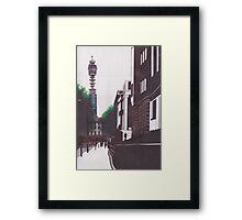 24613 series - #2 Framed Print