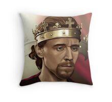 Henry V Throw Pillow