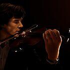 Sherlock and his Violin by nero749