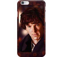 Sherlock Portrait iPhone Case/Skin