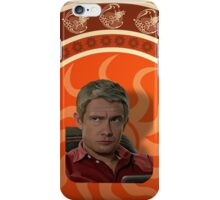 Living with Sherlock Holmes iPhone Case/Skin
