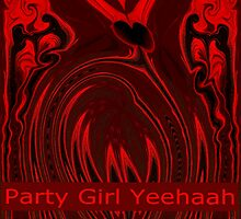 Yeehah Party Girl by Artdesires