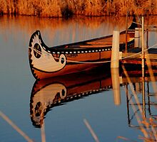 REFLECTED by Larry Trupp