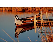 REFLECTED Photographic Print