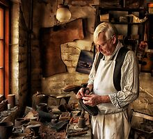 the old cobbler by Dave Tucker
