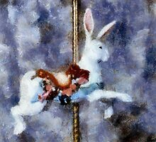 Childhood Dreams II: Where Are You Going In Such A Hurry? by Bunny Clarke