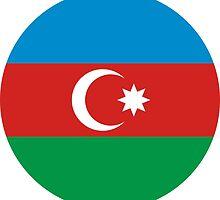 Roundel of Azerbaijani Air Forces  by abbeyz71