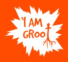 I Am Groot! Kids Clothes