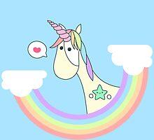 Unicorny by s3xyglass3s