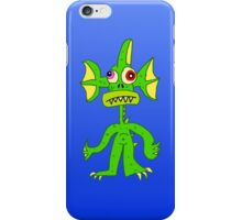 Creature From Some Other Lagoon iPhone Case/Skin