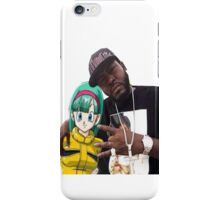 Bulma triple OG. (Front) iPhone Case/Skin