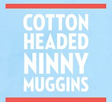 Elf Movie Cotton Headed Ninny Muggins Christmas Quote by hopealittle