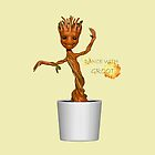Dance with Groot by alice9