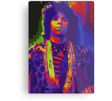 psychedelic keith Metal Print