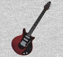 Electric Guitar by guitarplayer