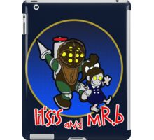 Across the Sea Mr.B iPad Case/Skin