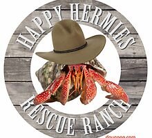 Happy Hermies Rescue Ranch by DougPop