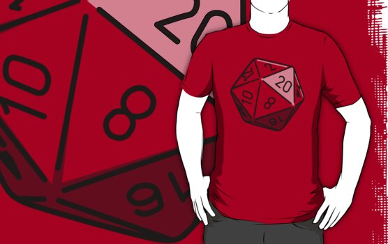 Simple D20 by James Hall