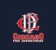 Chicago Fire Department by D. Abdel.