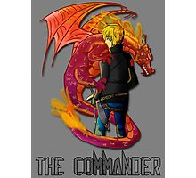 The Haunted - Grayson: The Commander Photographic Print