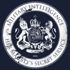 On her Majesty's secret service logo by bengrimshaw