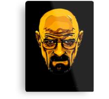 Walter White - Heisenberg - Breaking Bad Metal Print