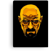 Walter White - Heisenberg - Breaking Bad Canvas Print