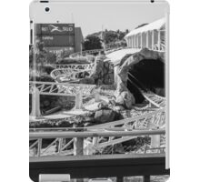 Into the Tunnel iPad Case/Skin