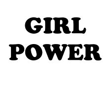 GIRL POWER by seashellbikini