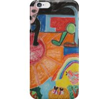 Underdog Is A Beautiful Place iPhone Case/Skin