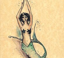 Inkmaid Star by inkmaid