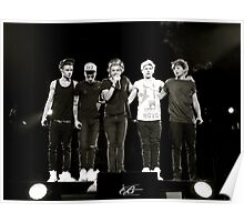 One Direction- Up Close Poster