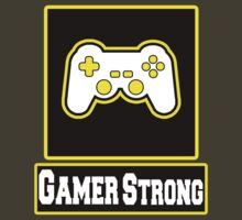 Gamer Strong by Marcus Dennis