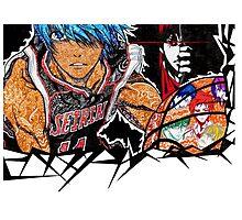 kuroko no basket doodle Photographic Print