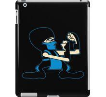 FIGHT! (sub-zero) iPad Case/Skin