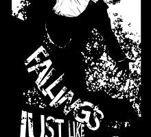 Sherlock - Falling is Just Like Flying by Sempaiko