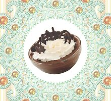 Laces & Rhinestones - Choco Pudding and Choco Deco by PixelClinique