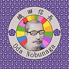 The Japanese Warlord Oda Nobunaga by benyuenkk