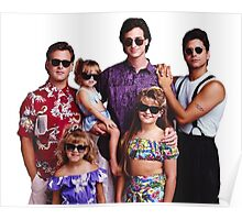 Full House - Thug Life Poster